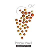 Viti Vini Viaje - Logo (Argentine travel agency specialized in the discovery of the famous vineyards in France)